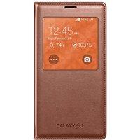 Samsung Flip Cover gold (Galaxy A3)