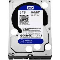 Western Digital Blue Desktop SATA 6TB (WD60EZRZ)