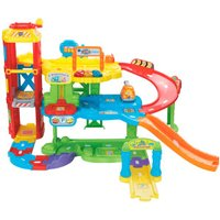 Vtech Toot Toot Drivers Garage Multicoloured
