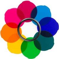 Manfrotto Lumie Filter Kit Multicolour (MLFILTERCOL)