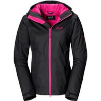 Jack Wolfskin Chilly Morning Women Black