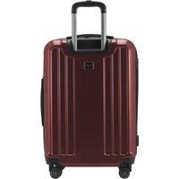 Hauptstadtkoffer X-Berg 4 Wheel Trolley 65 cm glossy burgundy