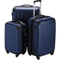 Hauptstadtkoffer Spree Spinner Set 55/65/75 cm dark blue