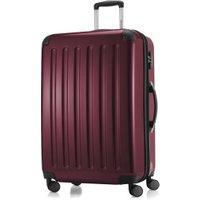 Hauptstadtkoffer Alex Spinner 65 cm Double Wheels TSA burgundy