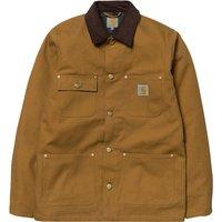 Carhartt Michigan Chore Coat hamilton brown