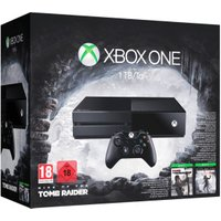 Microsoft Xbox One 1TB + Rise of the Tomb Raider + Tomb Raider: Definitive Edition