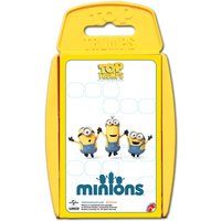 Winning-Moves Top Trumps The Minions