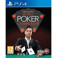 Pure Hold 'em World Poker Championship (PS4)
