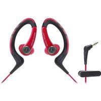 Audio Technica ATH-SPORT1 red