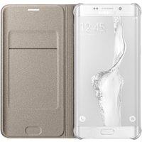 Samsung Flip Wallet gold (Samsung Galaxy S6 Edge+)