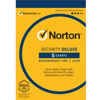 Symantec Norton Security Deluxe 3.0 (5 Devices) (1 Year) (PKC)