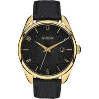 Nixon Bullet Leather gold/black (A473-513)