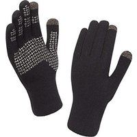SealSkinz Ultra Grip black/silver Size M
