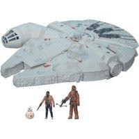 Hasbro Star Wars The Force Awakens Battle Action Millennium Falcon