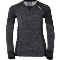 Odlo Revolution TW X-Warm Shirt l/s Women (110221) black melange