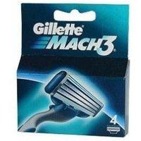 Gillette MACH3 Cartridges (4x)