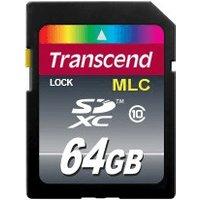 Transcend SDXC 64GB Class 10 Industrial (TS64GSDXC10M)