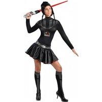 Rubie's Darth Vader Lady Dress Adult XS (3887128)