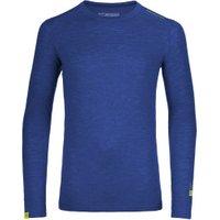 ORTOVOX Long Sleeve Merino Ultra 105 Men strong blue