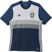 Adidas Sweden Away Shirt 2015/2016