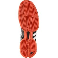 Adidas Barricade 9 All Court core black/white/solar red