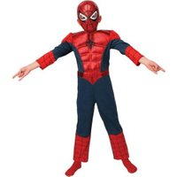 Rubie's Ultimate Spiderman Muscle Chest (3886923)