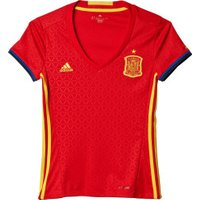 Adidas Spain Home Shirt Women 2015/2016
