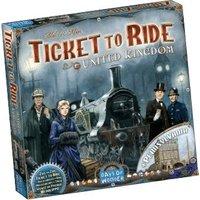 Days of Wonder Ticket to Ride - United Kingdom