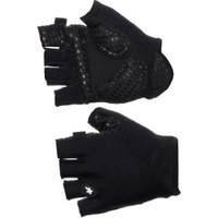 Assos summerGloves_s7 black volkanga