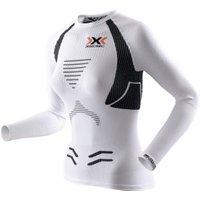 X-Bionic The Trick Running Shirt Long Sleeves Women white