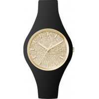 Ice Watch Ice Glitter S black/gold (ICE.GT.BGD.S.S.15)