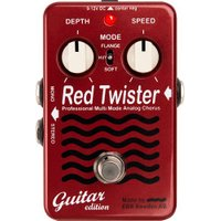 EBS Guitar Edition Red Twister