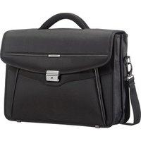 Samsonite Desklite Briefcase 42 cm black (67771)