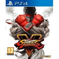 Street Fighter V: Steelbook Edition (PS4)