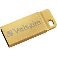 Verbatim Metal Executive 64GB gold