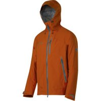 Mammut Masao Jacket Men Dark Orange