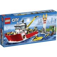 LEGO City - Fire Boat (60109)