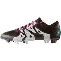 Adidas X15.1 FG/AG Men core black/shock mint/ftwr white