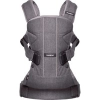 Babybjorn Baby Carrier One Jeans Grey/Dark Grey