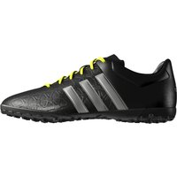 Adidas Ace 15.4 TF J core black/silver metallic/solar yellow
