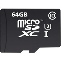 Integral UltimaPro X microSDXC 95/90MB Class 10 UHS-I U3 - 64GB + USB 3.0 Card Reader