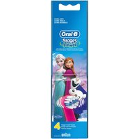Oral-B Stages Power Frozen Replacement Brushes (4 pcs.)