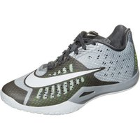 Nike Hyperlive wolf grey/pure platinum/dark grey/white