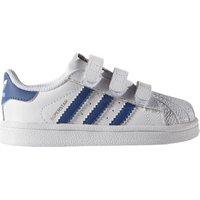 Adidas Superstar CF I ftwr white/eqt blue/eqt blue