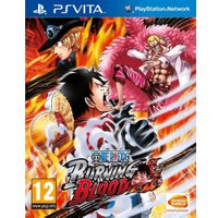 One Piece: Burning Blood (PS Vita)