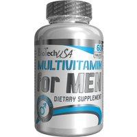 Idealo ES|BioTech USA Multivitamin for Men (60 Tablets)