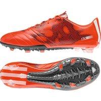 Adidas F30 FG leather solar red/ftwr white/core black