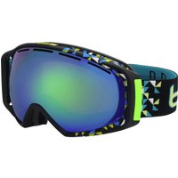 Bolle Gravity black diagonal/green emerald ( 21154)