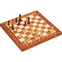 Philos Deluxe Chess Set, field 50 mm (2611)