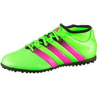 Adidas Ace 16.3 Primemesh Turf J solar green/shock pink/core black